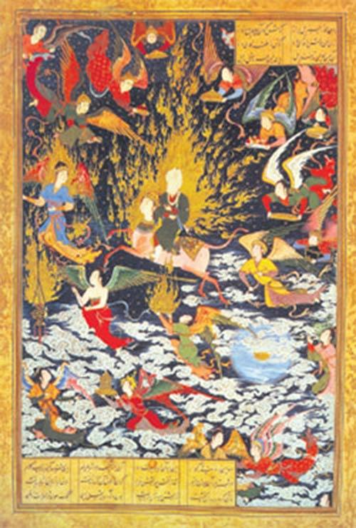 падишах и меджнун изложение